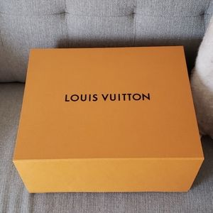 Louis Vuitton packaging box large